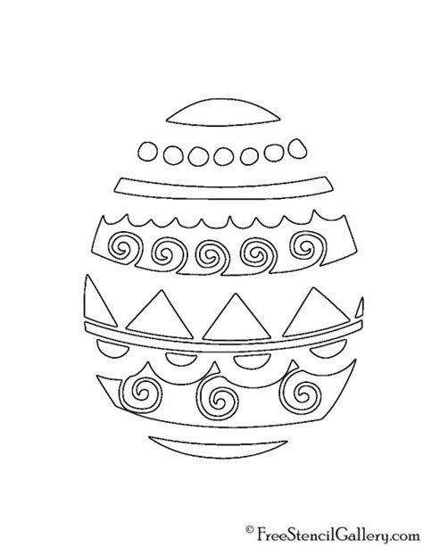 easter stencils printable home gt pumpkin carving easter egg 13 stencil free stencil gallery