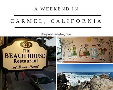 Lucky Charms Sweepstakes Cafe - a weekend in carmel california along comes mary