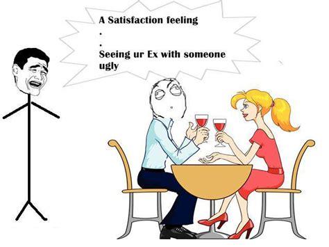 Funny Cartoon Memes - ugly face meme