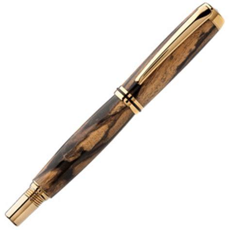 Handmade Pens Kits - artisan jr gentlemen s ii postable rollerball pen kit