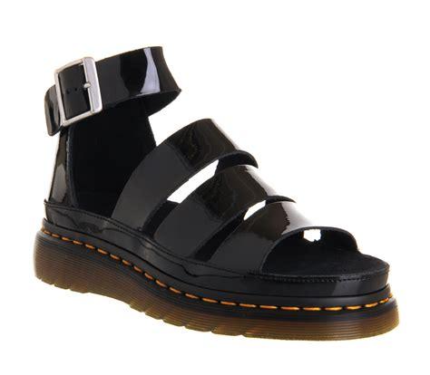 dr martens sandals womens dr martens shore clarissa chunky sandal