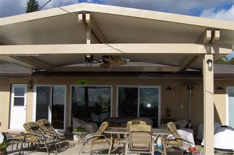 Cost Of Building A Covered Patio Gabled Cathedral Patio Covers Ocean Pacific Patios