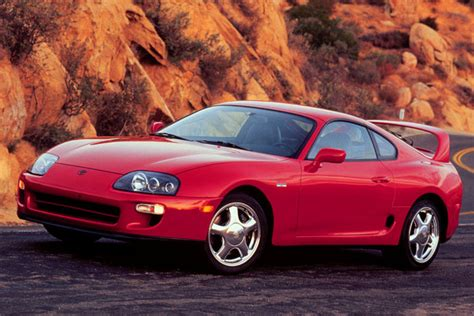 cars from the 90s 10 cars that defined the 90s