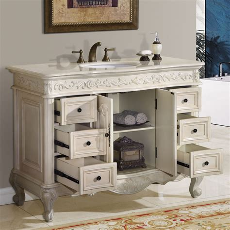 bathroom vanities 48 perfecta pa 113 bathroom vanity single sink cabinet