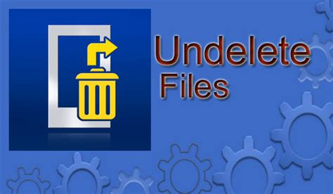 android undelete undelete app for recovering deleted files on android android authority