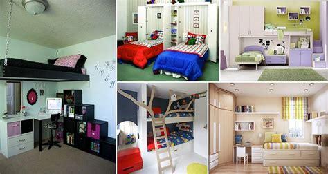 amazing space saving designs   kids bedrooms