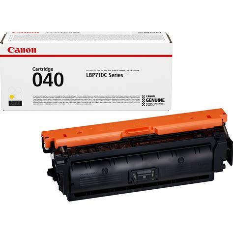 Toner Canon canon 040y toner cartridge gelb in tinte und toner canon