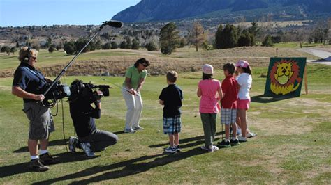 colorado pga section thousands of juniors attend the colorado pga sports