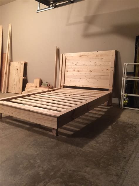 ana white platform bed ana white hailey platform bed diy projects
