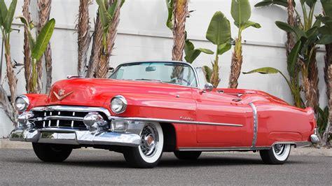 1953 Cadillac Convertible by 1953 Cadillac Eldorado Convertible L132 1 Kissimmee 2016