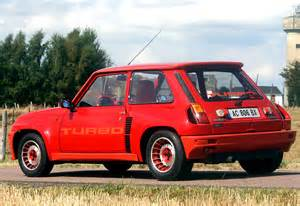 1980 Renault Cars 1980 Renault 5 Turbo Specifications Photo Price