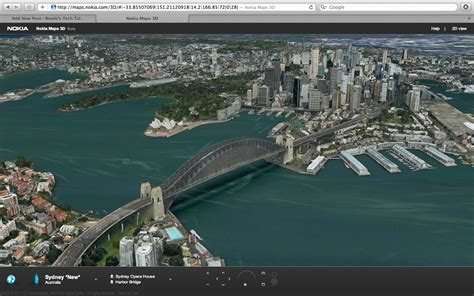 Magnet Kulkas 3d Australia Melbourne Sydney nokia maps 3d better than maps boydo s tech talk