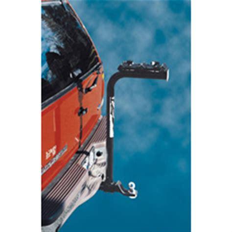 swagman 3 bike towing rack 2 quot sleeve 157208 roof