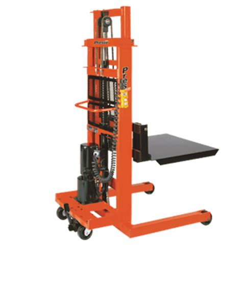 Presto Lifts Ac Electric Stacker Esf764 Esf Series