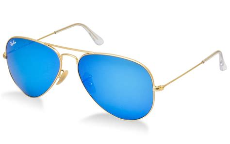 imagenes lentes nike ray ban blue mirrored aviators rb 3025 112 17