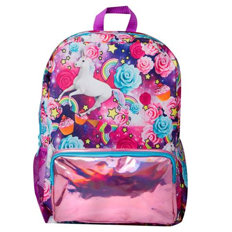 Smiggle Backpack Ori 6 school yay note the sarcasm once upon a time i met you
