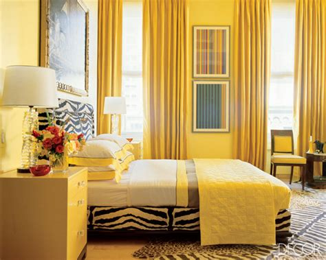 Yellow Bedroom by Home Design Idea Bedroom Decorating Ideas Yellow Paint