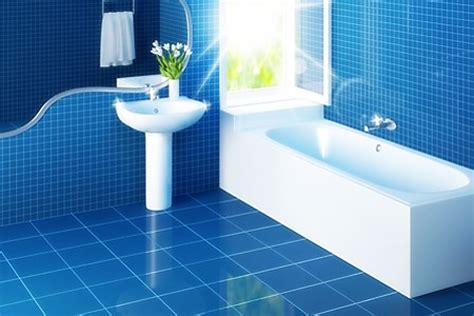 Blue Bathroom Tile Ideas by 37 Small Blue Bathroom Tiles Ideas And Pictures