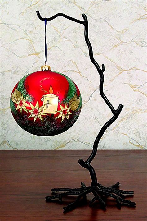 black rod iron christmas tree stand 18 best images about display stands on kitchenware black and easels