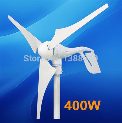 400w home use wind power energy small wind generator 12v
