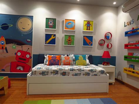Toddler Room by Robot Toddler Room