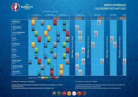 Calendario Football 2016 Ya Se Conoce El Calendario De La 2016