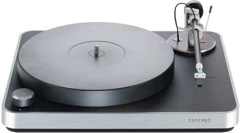 designapplause clearaudio concept turntable - Clear Audio