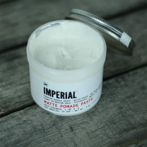 Pomade Imperial imperial matte pomade paste imperial barber products