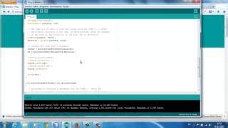 tutorial arduino java arduino uno and rxtx java api send and get datas from
