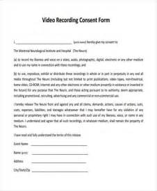 Consent Template by Doc 600651 Consent Form Sle Consent