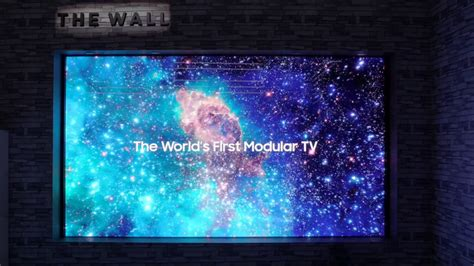 samsung to release the wall tv next year channelnews