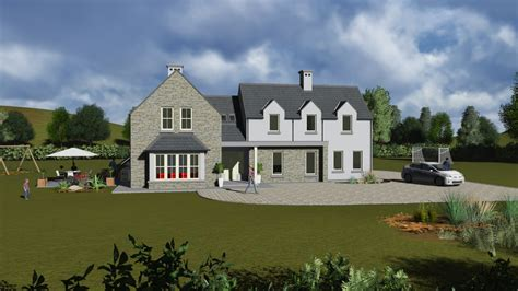 traditional irish house designs modern irish house plans escortsea
