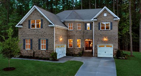 buy a house in raleigh nc siena at bella casa new home community apex raleigh