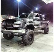 Black Duramax Lifted An Older