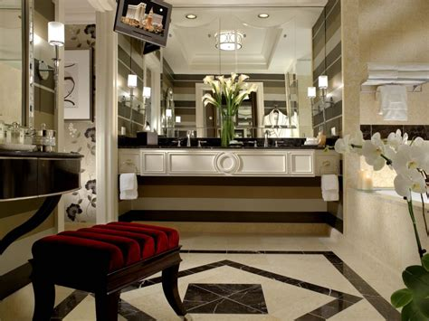 palazzo bathrooms new year new awards earned by the venetian and the