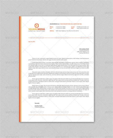 55 Psd Letterhead Templates Free Premium Templates Letterhead Templates Docs