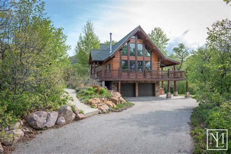 Cabins For Sale Utah Mountains by 2001 E 6825 N Liberty Utah Luxury Cabin For Sale Fully
