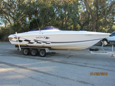 donzi boats for sale in canada donzi 28zx boat for sale from usa