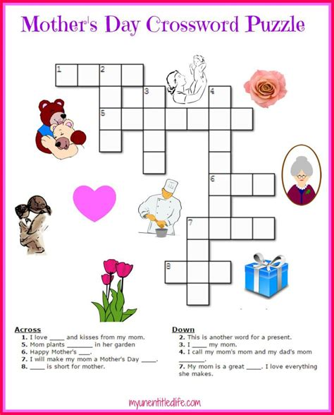 s day puzzle 17 best images about worksheets and info for cooking class