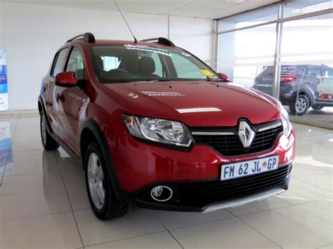 renault sandero stepway 2016 2016 renault sandero 1 6 stepway at imperial select