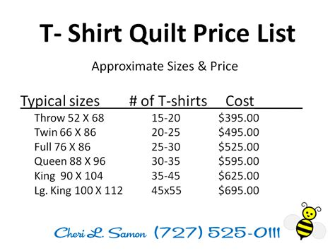 T Shirt Quilt Prices tshirt quilt quilt embroidery quilting businesses custom tshirt quilting sewing business