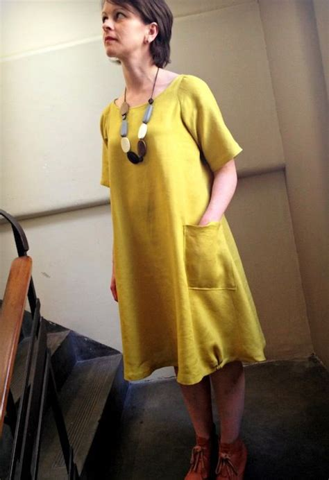 pattern for simple linen dress pinterest the world s catalogue of ideas