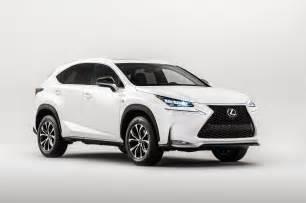 Lexus Suv 2015 Nx