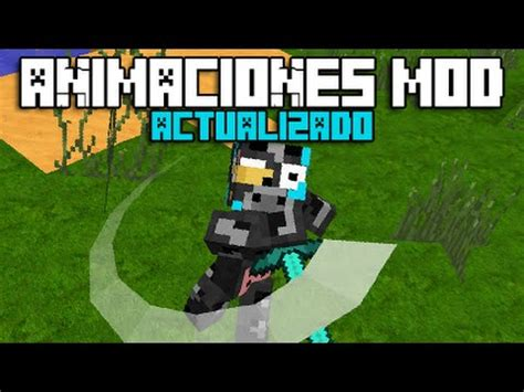 minecraft better animations mod minecraft mod animaciones en minecraft better
