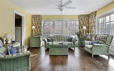 Furnishing A Sunroom 25 Ideas For Modern Interior Decorating With Rattan