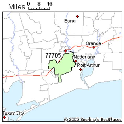 beaumont texas zip code map best place to live in beaumont zip 77705 texas
