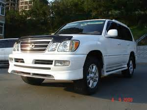 2004 lexus lx470 pics 4 7 gasoline automatic for sale