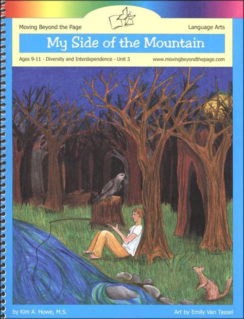 the concept of diversity in world literature unit lesson my side of the mountain student directed literature unit