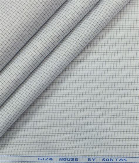pattern shirt fabric raymond silver grey self design trouser fabric with soktas