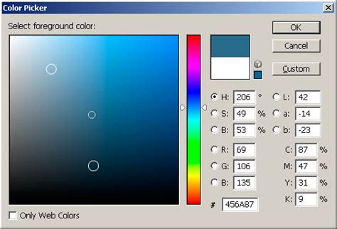paint color picker 28 images untitled document www dfactor de paint er s generic color